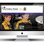 Website for Victoria Park RSL by Hook and Loop Web and Print Content and Design Perth