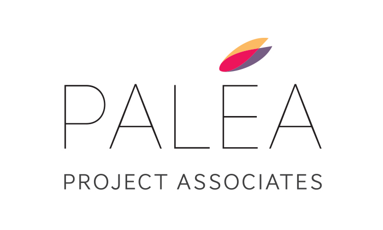 Brand Identity for Palea Project Associates by Hook and Loop