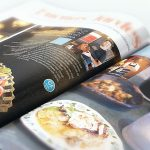 Recipe development, photography, layout and copywriting for Western Potatoes by Hook and Loop