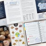 Fact booklets for in-store promotion, Feel Good Food, Western Potatoes, from Hook and Loop